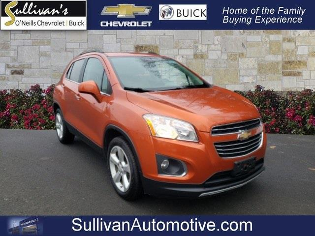 Used 2015 Chevrolet Trax in Avon, Connecticut | Sullivan Automotive Group. Avon, Connecticut