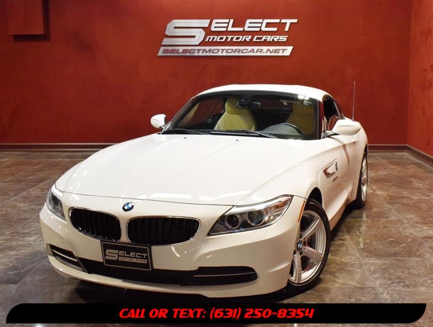 Used 2014 BMW Z4 in Deer Park, New York   Select Motor Cars. Deer Park, New York