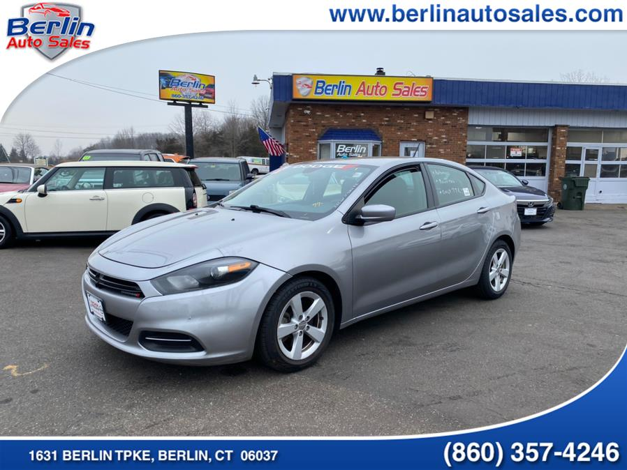 Used Dodge Dart 4dr Sdn SXT *Ltd Avail* 2016 | Berlin Auto Sales LLC. Berlin, Connecticut