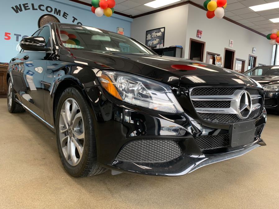 Used Mercedes-Benz C-Class C 300 Sedan 2017   5 Towns Drive. Inwood, New York