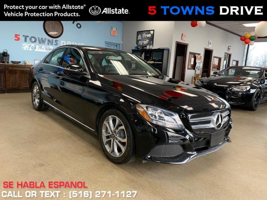Used 2017 Mercedes-Benz C-Class in Inwood, New York | 5 Towns Drive. Inwood, New York