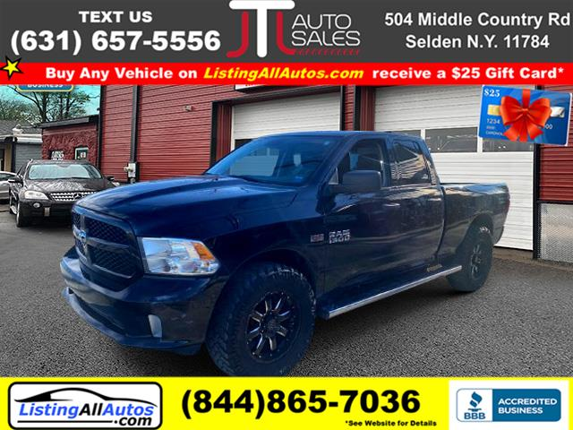 Used 2014 Ram 1500 in Patchogue, New York   www.ListingAllAutos.com. Patchogue, New York