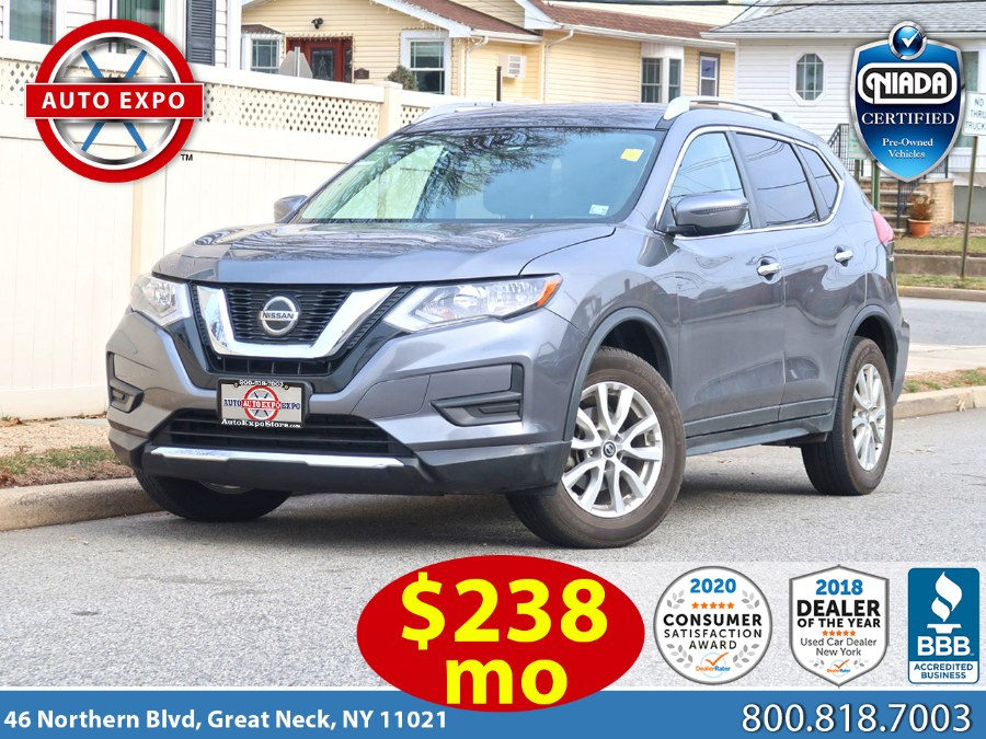 Used 2020 Nissan Rogue in Great Neck, New York | Auto Expo Ent Inc.. Great Neck, New York