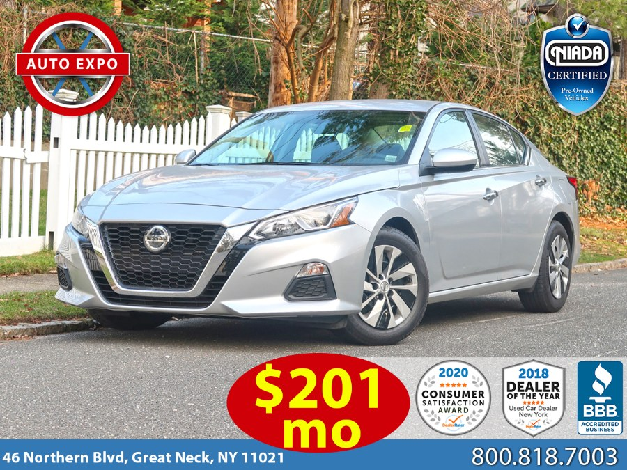 Used 2019 Nissan Altima in Great Neck, New York | Auto Expo Ent Inc.. Great Neck, New York