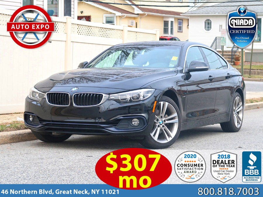 Used 2018 BMW 4 Series in Great Neck, New York | Auto Expo Ent Inc.. Great Neck, New York