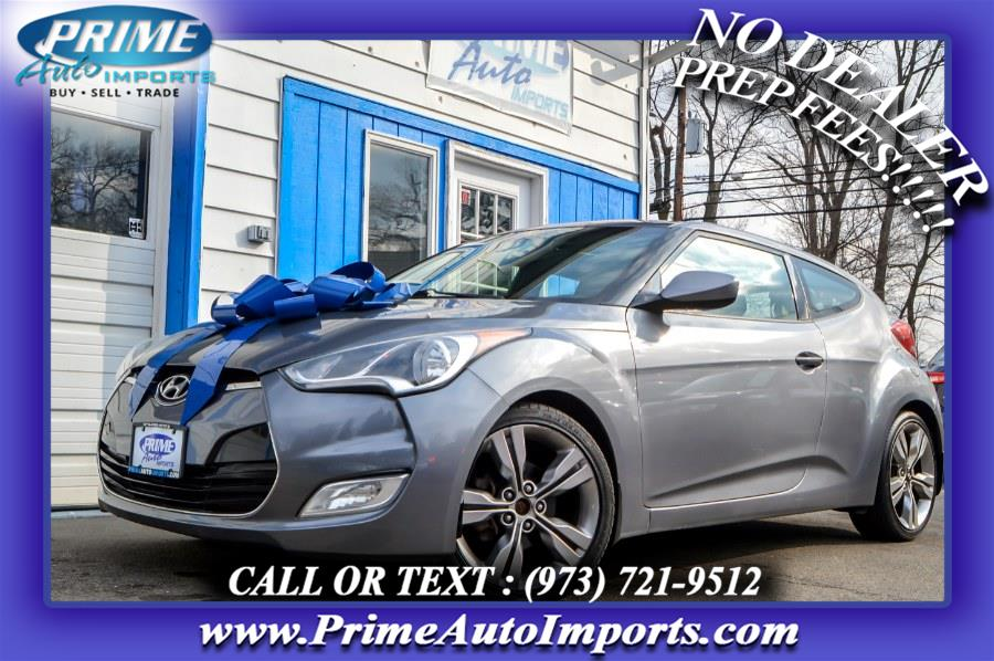Used 2013 Hyundai Veloster in Bloomingdale, New Jersey | Prime Auto Imports. Bloomingdale, New Jersey