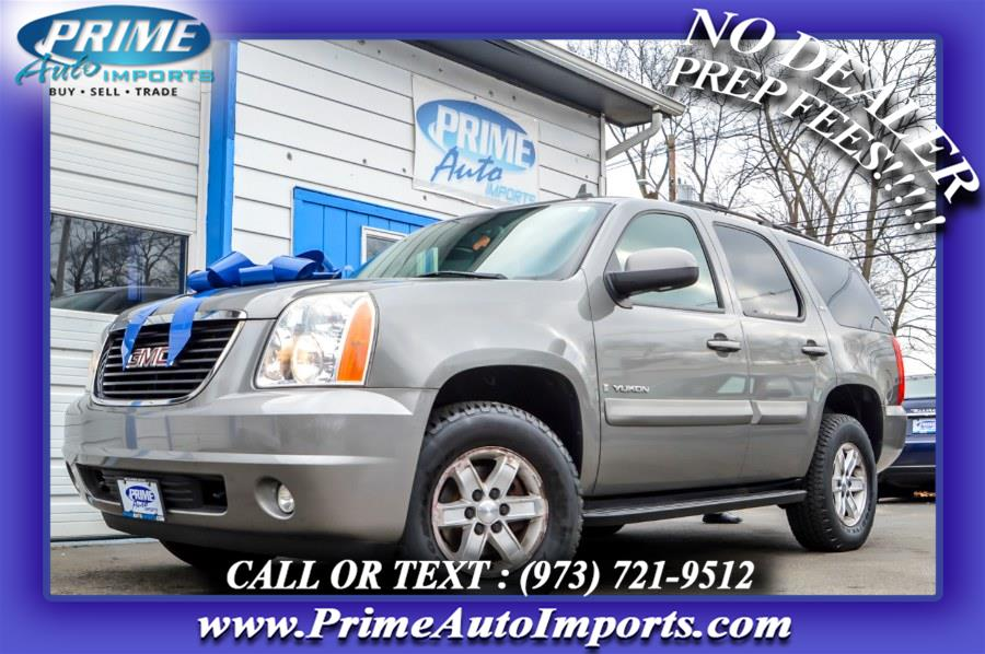 Used 2007 GMC Yukon in Bloomingdale, New Jersey | Prime Auto Imports. Bloomingdale, New Jersey