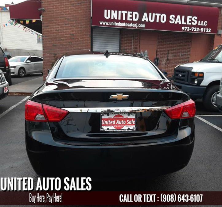 Used Chevrolet Impala LT 2017   United Auto Sale. Newark, New Jersey