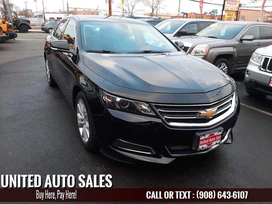 Used Chevrolet Impala LT 2017 | United Auto Sale. Newark, New Jersey