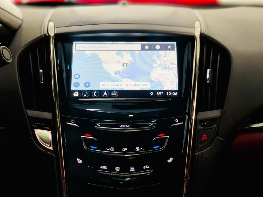 Used Cadillac ATS Sedan 4dr Sdn 3.6L Premium Luxury AWD 2018 | C Rich Cars. Franklin Square, New York