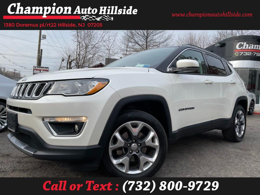 Used 2018 Jeep Compass in Hillside, New Jersey | Champion Auto Hillside. Hillside, New Jersey