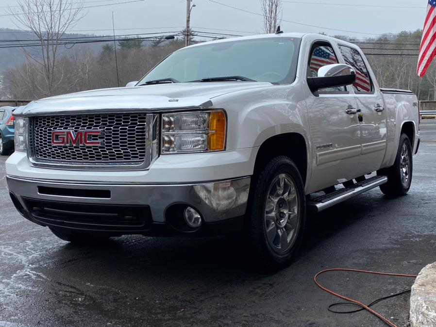 "Used GMC Sierra 1500 4WD Crew Cab 143.5"" SLT 2010 