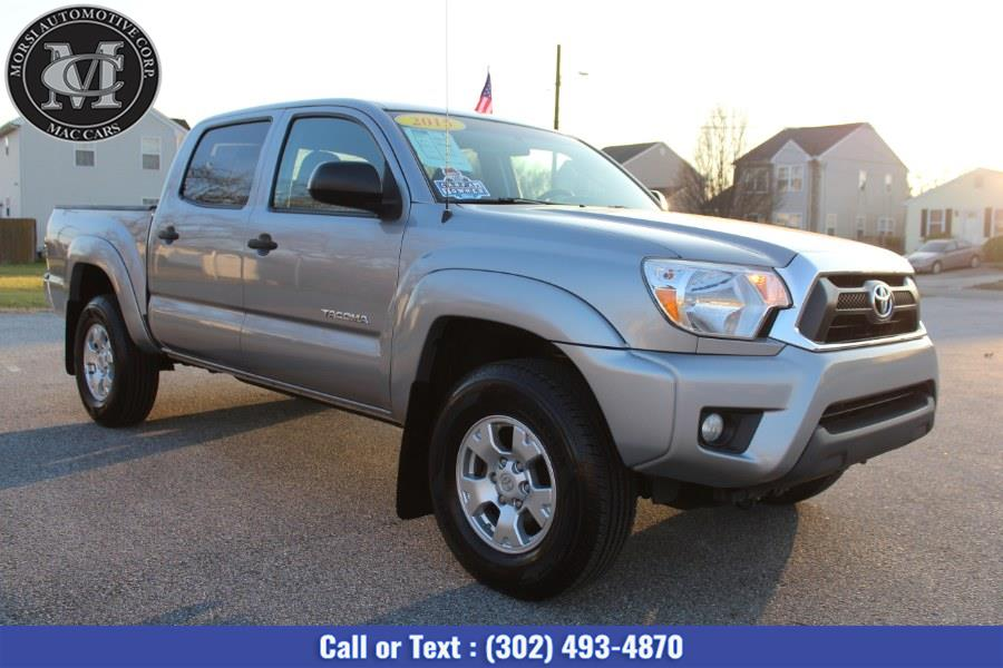 Used Toyota Tacoma 4WD Double Cab V6 AT (Natl) 2015 | Morsi Automotive Corp. New Castle, Delaware