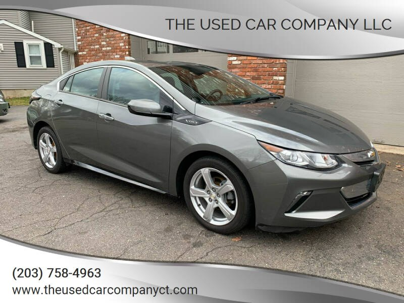 2017 Chevrolet Volt 5dr HB LT photo