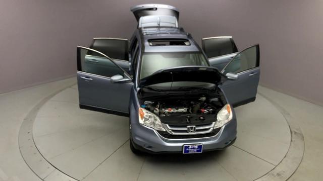 Used Honda Cr-v 4WD 5dr EX-L 2010 | J&M Automotive Sls&Svc LLC. Naugatuck, Connecticut