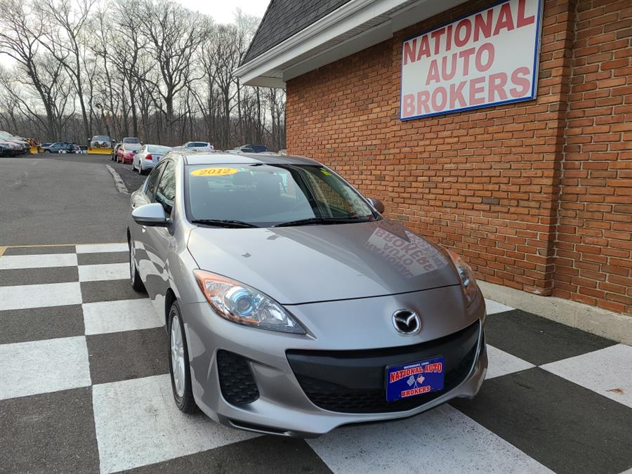 Used Mazda Mazda3 4dr Sdn i Touring 2012 | National Auto Brokers, Inc.. Waterbury, Connecticut