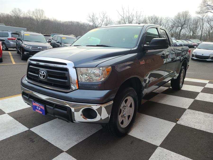 Used Toyota Tundra 4WD Truck Double Cab 5.7L V8 2010 | National Auto Brokers, Inc.. Waterbury, Connecticut