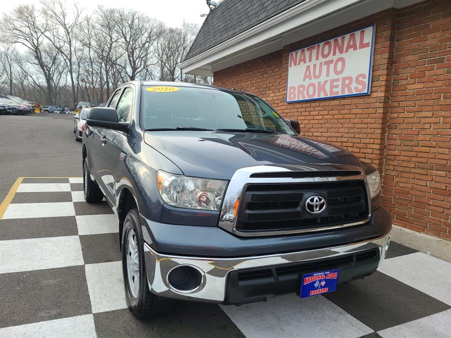 Used 2010 Toyota Tundra 4WD Truck in Waterbury, Connecticut | National Auto Brokers, Inc.. Waterbury, Connecticut