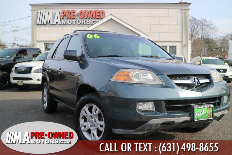 Used 2006 Acura MDX WITH NAVI in Huntington, New York | M & A Motors. Huntington, New York