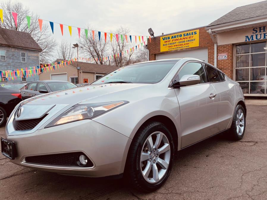 Used 2010 Acura ZDX in Hartford, Connecticut | VEB Auto Sales. Hartford, Connecticut