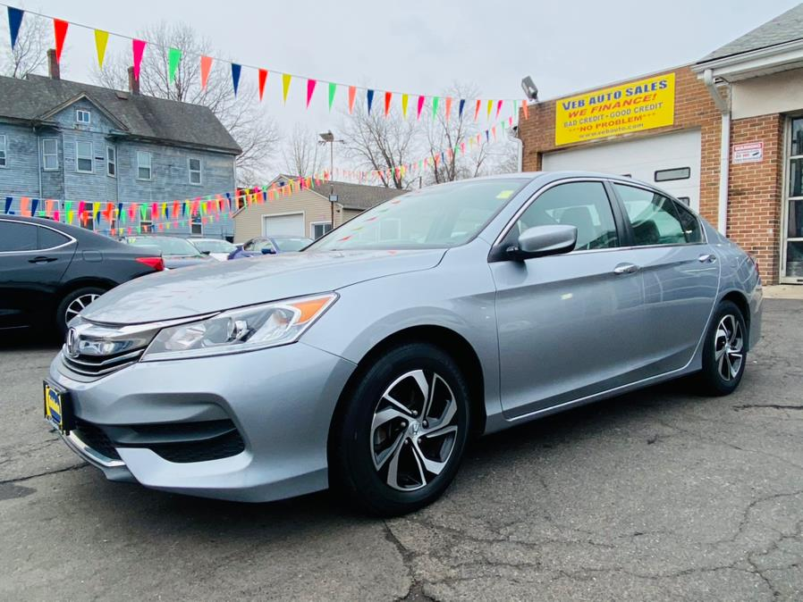 Used 2017 Honda Accord Sedan in Hartford, Connecticut | VEB Auto Sales. Hartford, Connecticut