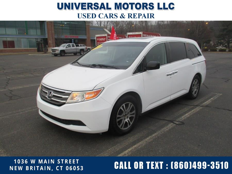 Used 2013 Honda Odyssey in New Britain, Connecticut | Universal Motors LLC. New Britain, Connecticut