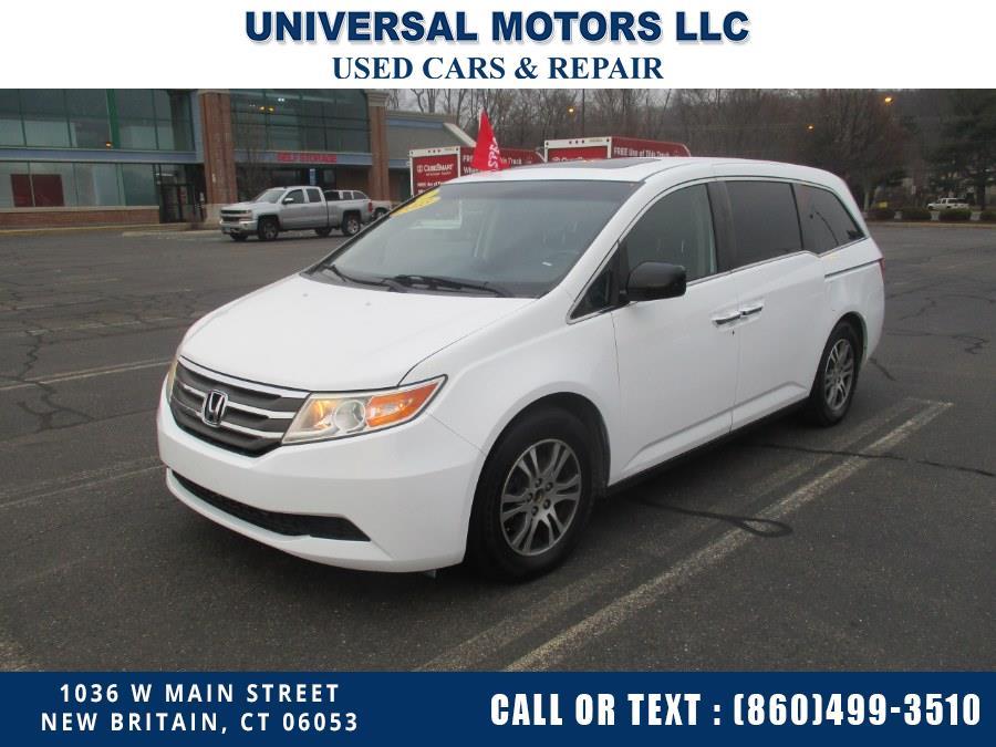 Used Honda Odyssey EX-L 2013 | Universal Motors LLC. New Britain, Connecticut