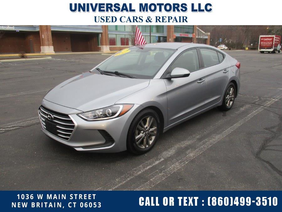 Used 2017 Hyundai Elantra in New Britain, Connecticut | Universal Motors LLC. New Britain, Connecticut