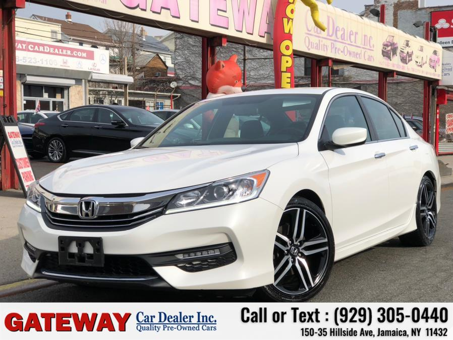 Used 2017 Honda Accord Sedan in Jamaica, New York | Gateway Car Dealer Inc. Jamaica, New York
