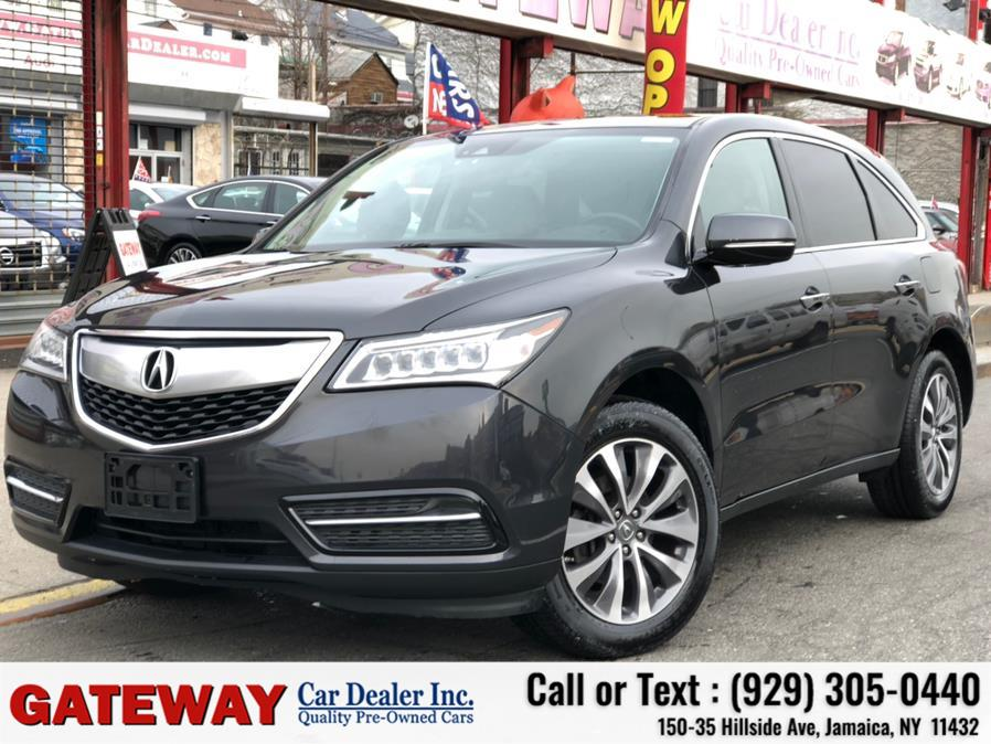 Used 2016 Acura MDX in Jamaica, New York | Gateway Car Dealer Inc. Jamaica, New York