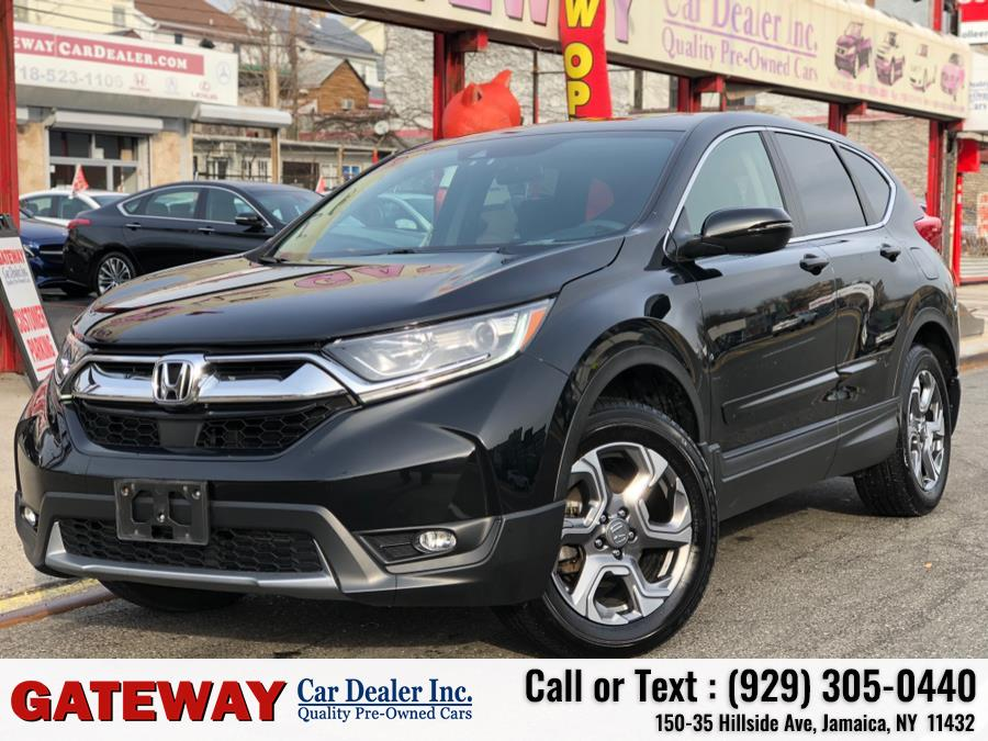 Used Honda CR-V EX AWD 2017 | Gateway Car Dealer Inc. Jamaica, New York
