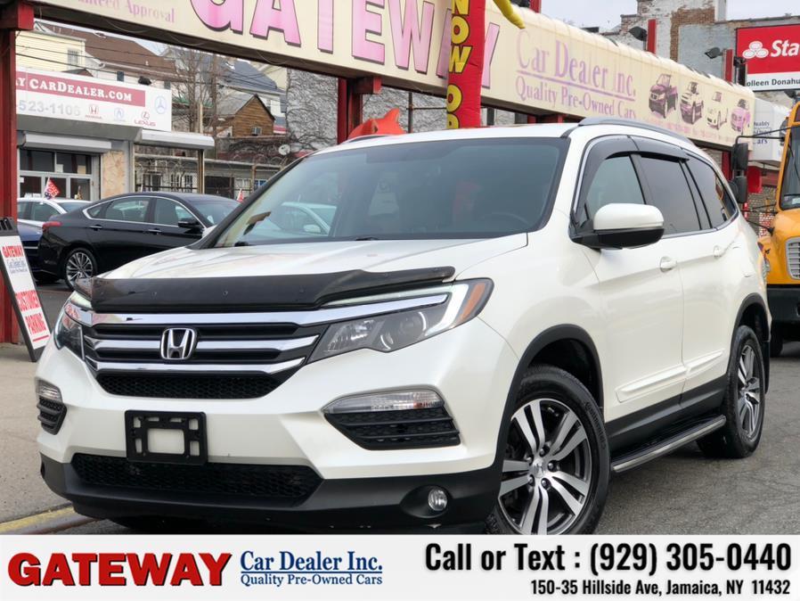 Used 2016 Honda Pilot in Jamaica, New York | Gateway Car Dealer Inc. Jamaica, New York