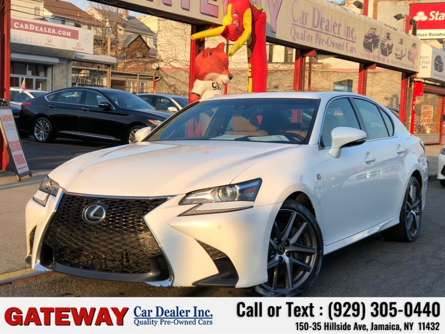 Used 2017 Lexus GS in Jamaica, New York | Gateway Car Dealer Inc. Jamaica, New York