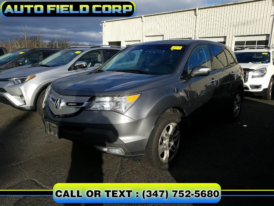 Used Acura MDX 4WD 4dr Tech/Pwr Tail Gate 2008 | Auto Field Corp. Jamaica, New York