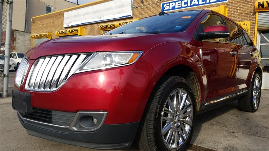 Used Lincoln MKX AWD 4dr 2013 | New York Motors Group Solutions LLC. Bronx, New York