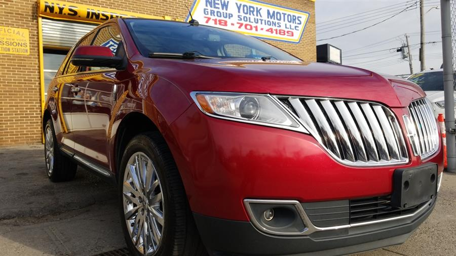 Used 2013 Lincoln MKX in Bronx, New York | New York Motors Group Solutions LLC. Bronx, New York