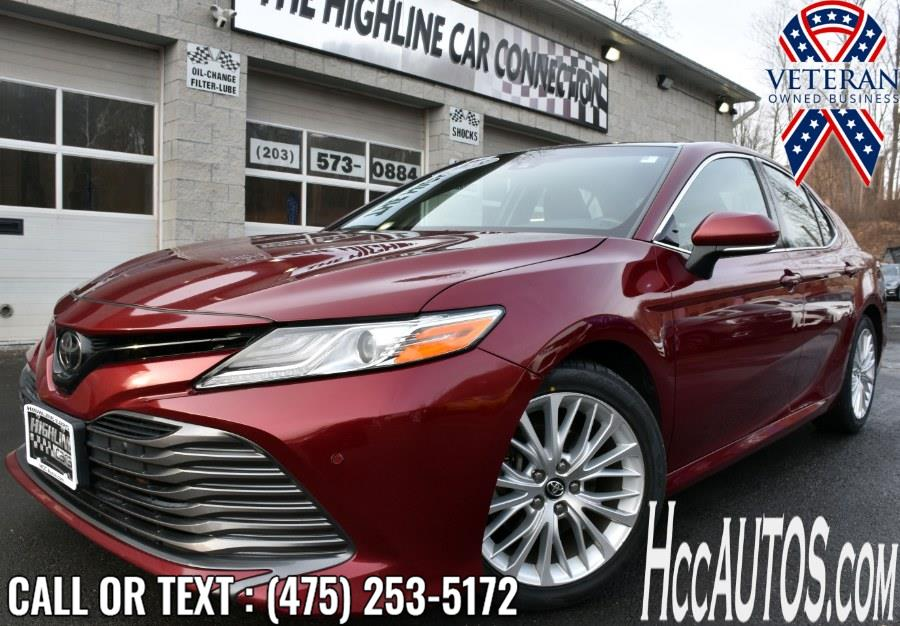 Used 2018 Toyota Camry in Waterbury, Connecticut | Highline Car Connection. Waterbury, Connecticut