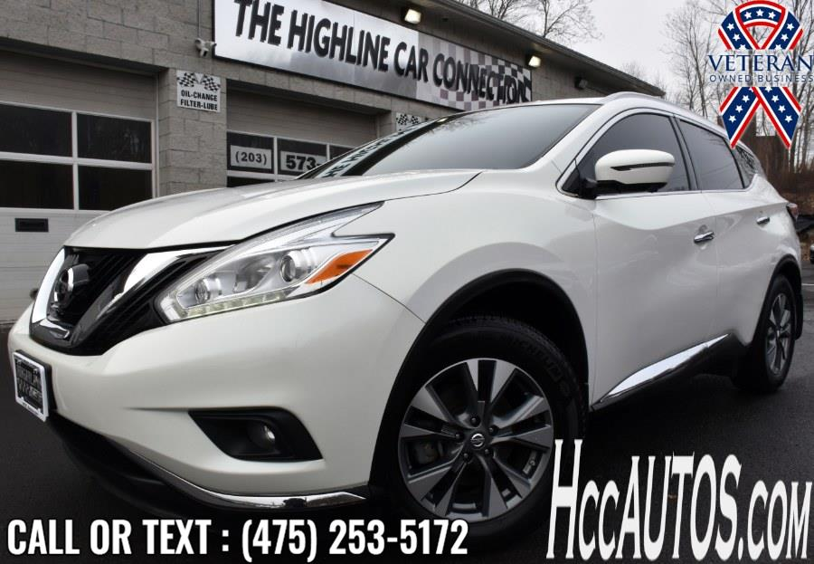 Used 2017 Nissan Murano in Waterbury, Connecticut | Highline Car Connection. Waterbury, Connecticut