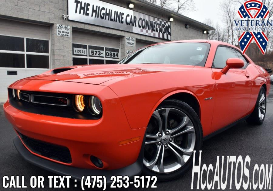 Used 2020 Dodge Challenger in Waterbury, Connecticut | Highline Car Connection. Waterbury, Connecticut