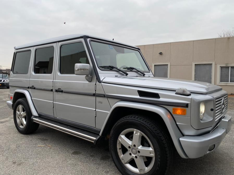 Used Mercedes-Benz G-Class 4MATIC 4dr 5.0L 2007 | Ultimate Auto Sales. Hicksville, New York