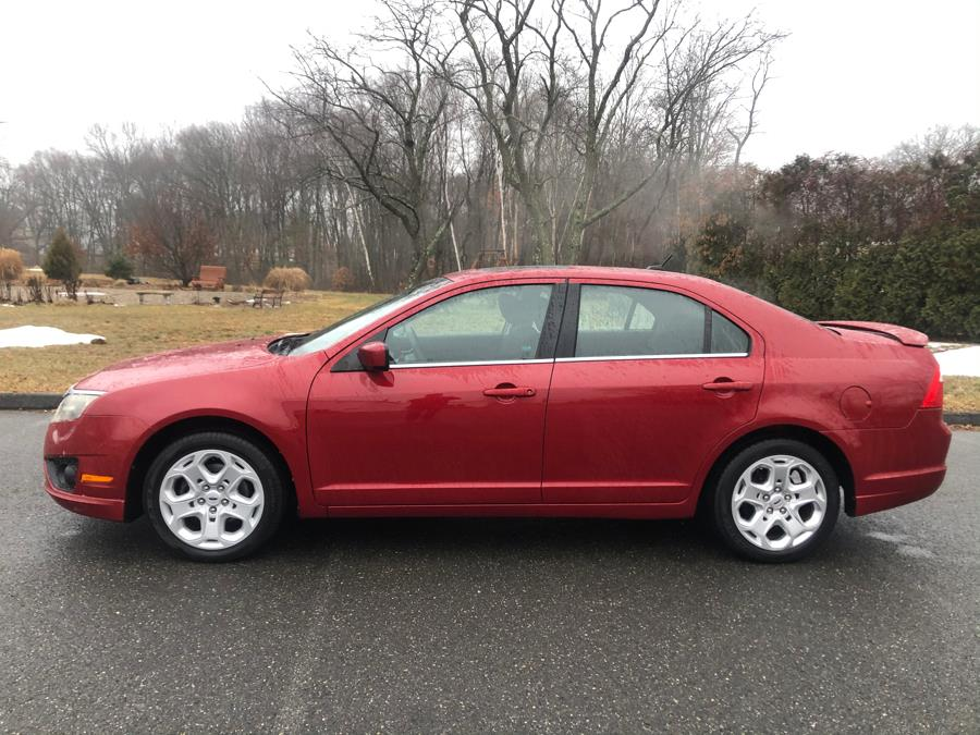Used Ford Fusion 4dr Sdn SE FWD 2010 | Malkoon Motors. Agawam, Massachusetts