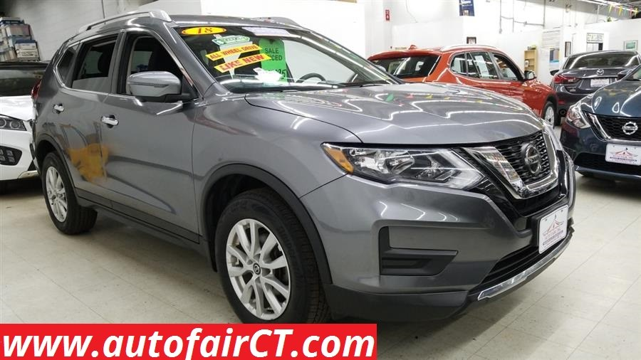 Used 2018 Nissan Rogue in West Haven, Connecticut