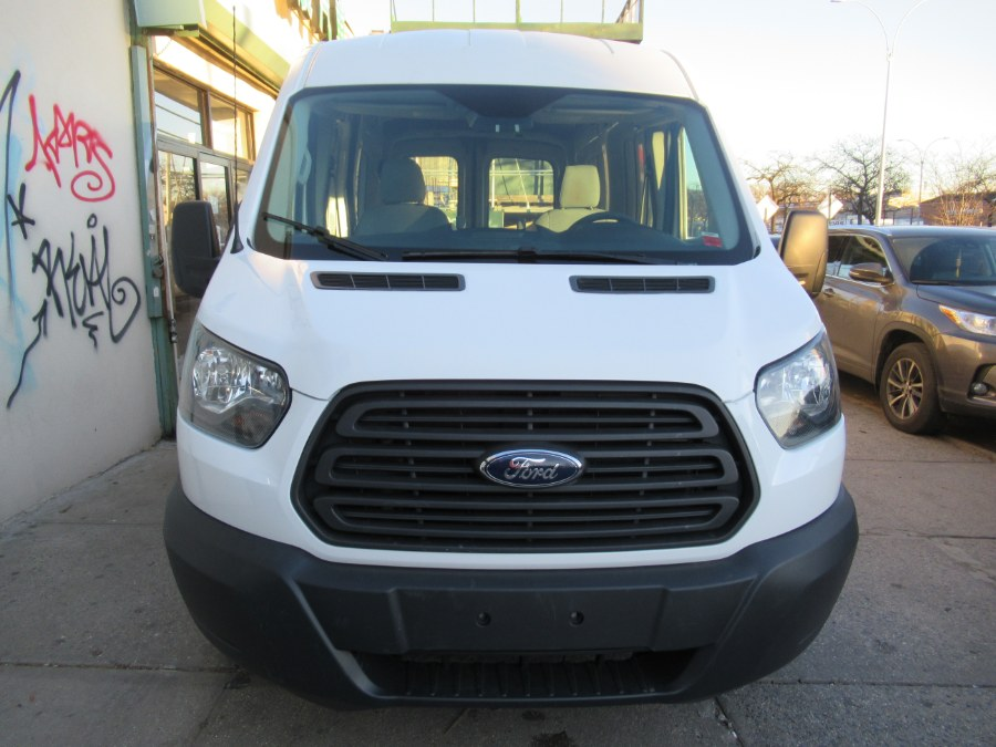 Used 2015 Ford Transit Cargo Van in Woodside, New York | Pepmore Auto Sales Inc.. Woodside, New York