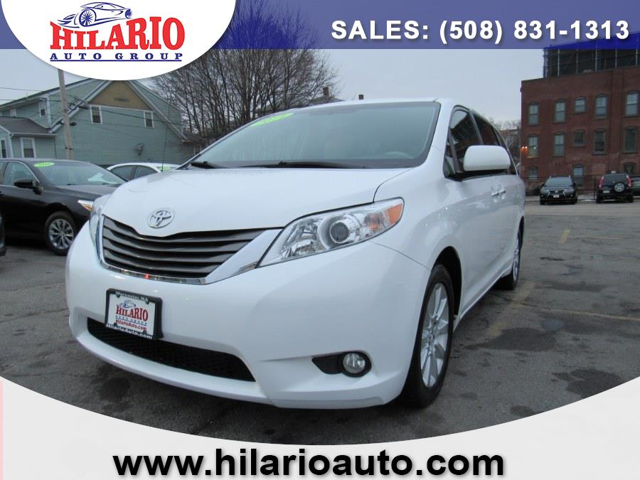 Used 2014 Toyota Sienna AWD in Worcester, Massachusetts | Hilario's Auto Sales Inc.. Worcester, Massachusetts