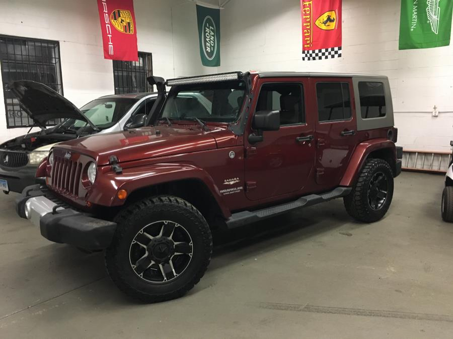 Used 2010 Jeep Wrangler Unlimited in Bridgeport, Connecticut | CT Auto. Bridgeport, Connecticut