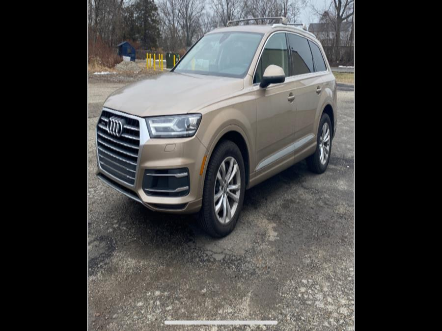 Used 2018 Audi Q7 in Bridgeport, Connecticut | CT Auto. Bridgeport, Connecticut