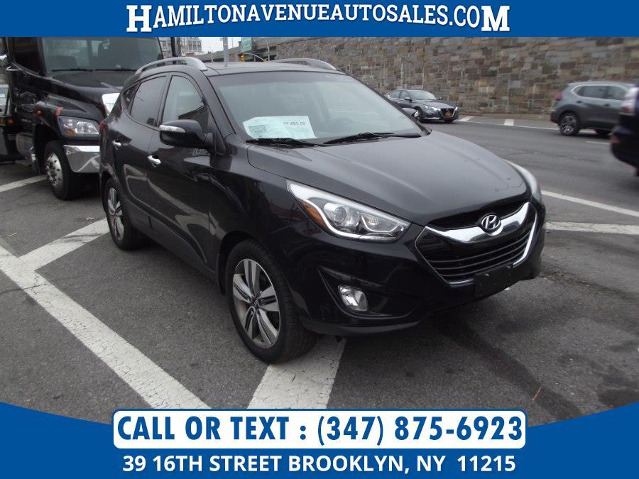 Used Hyundai Tucson LM 2015 | Hamilton Avenue Auto Sales DBA Nyautoauction.com. Brooklyn, New York