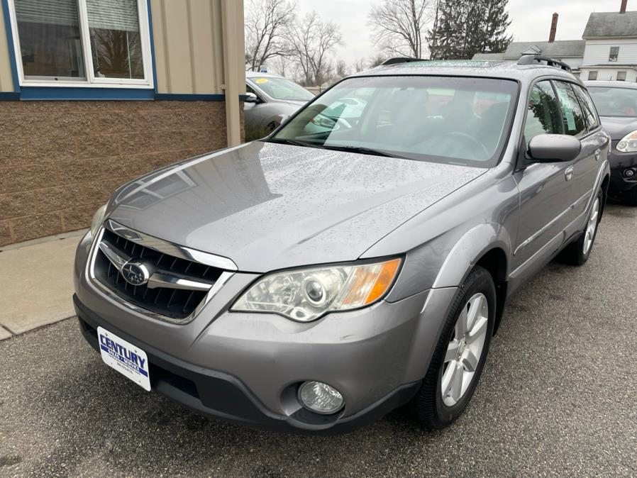 Used Subaru Outback (Natl) 4dr H4 Auto Ltd PZEV 2008 | Century Auto And Truck. East Windsor, Connecticut