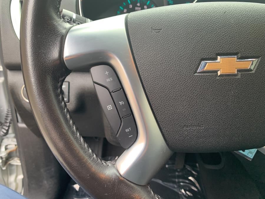 Used Chevrolet Traverse AWD 4dr LT w/1LT 2017 | TJ Motors. New London, Connecticut