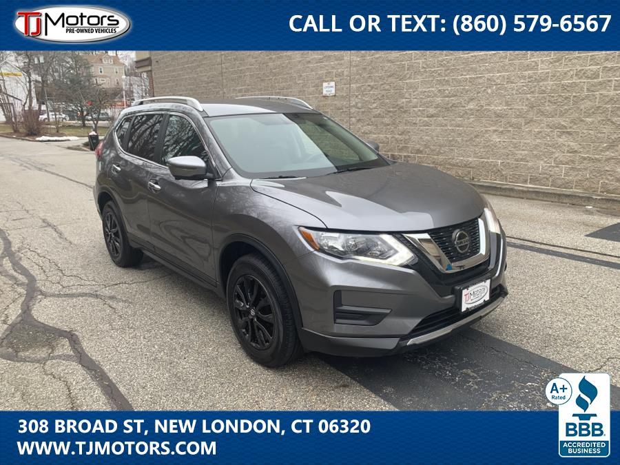 Used 2018 Nissan Rogue in New London, Connecticut | TJ Motors. New London, Connecticut